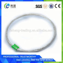 6x7 + Fc 14mm Electric Galvanized Steel Wire Rope