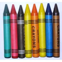 Round Jumbo Crayons (7004)