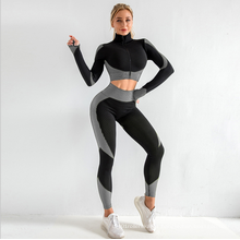 Hot Selling High Quality Fitness Training Fashion Women Tight-Fitting Yoga Suit