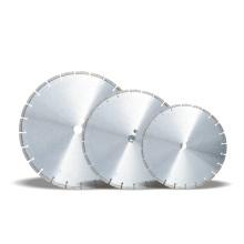 Discos de corte de diamantes de 24 '' para piedra dura