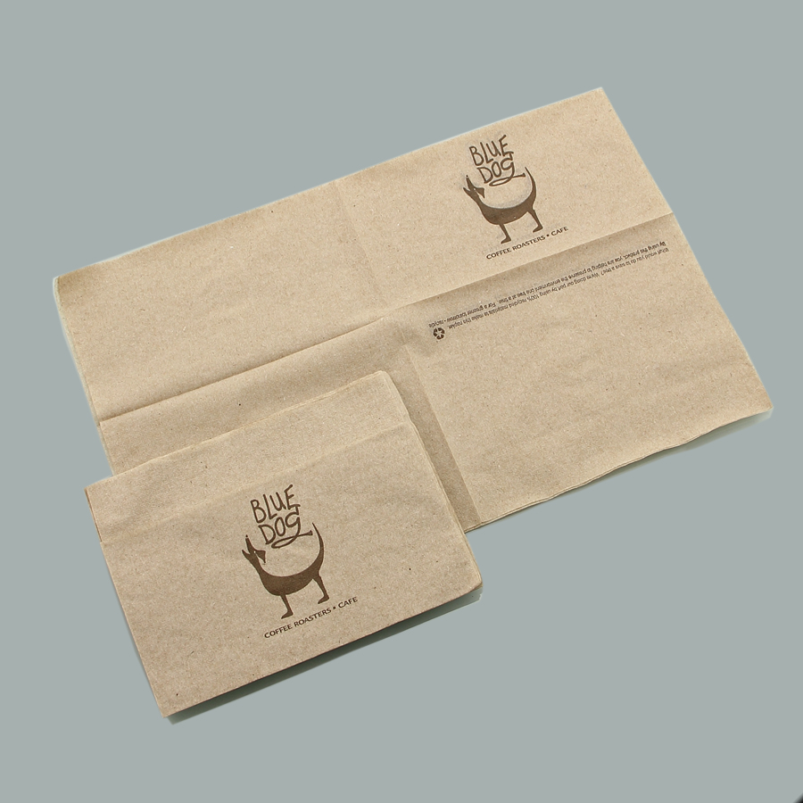 Brown Dispenser Napkins
