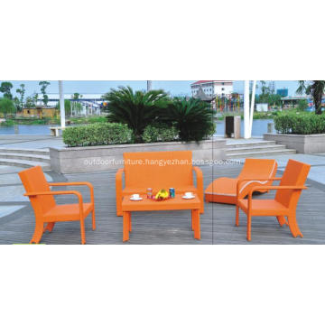 Modern Colorful Outdoor Furniture Armchairs Sofas