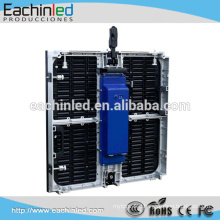2014 led tv p10 outdoor SMD and DIP rental led cabinet / rental led screen