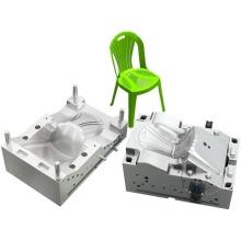 Novo design de molde de cadeira plástica de injeção