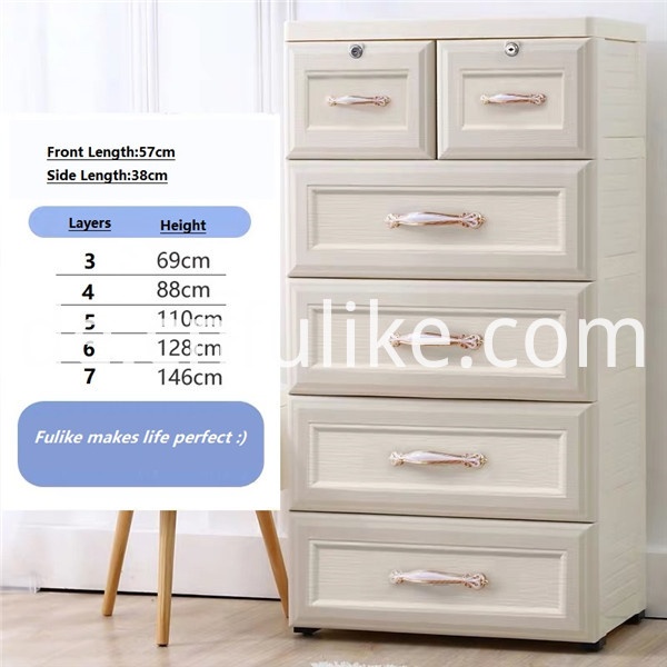Multilayer Storage Cabinet
