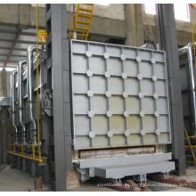 Horno de recocido de aluminio