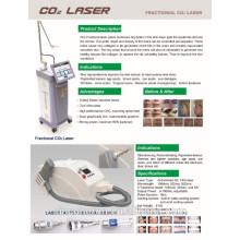 Láseres fraccionales del CO2 médico Pekín Sincoheren apoyan el mejor precio de la calidad bueno
