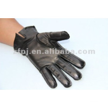Motorrad fahren Handschuh Leder