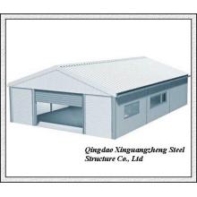 Большие палатки, цех стальных конструкций, склад (SS-23)
