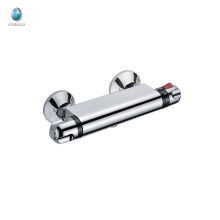 KWM-04 foshan douche et bain salle de bains mitigeur thermostatique en laiton massif cartouche en céramique encastré watermark mitigeur