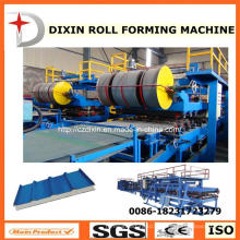 Dx EPS Sandwich Panel Roll formant des machines