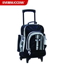 Chine Sac à dos de chariot d'usine avec des roues pour l'adolescent, sac éminent de sac à dos de chariot (ESV251)