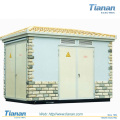 Power Distribution Substation / Compact