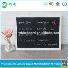 china white frame chalkboard wholesale 2015