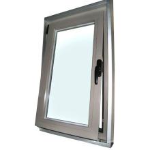Panneau unique en aluminium Fenêtre ouvrante en aluminium