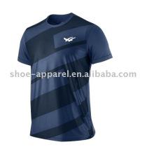 submilation fashion tennis tshirt for men