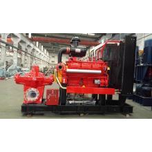Équipement complet de lutte contre l'incendie diesel