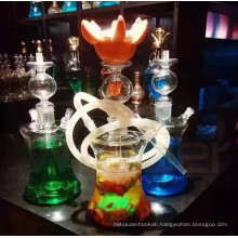 Factory OEM Made Glass Shisha Hookah for Pub