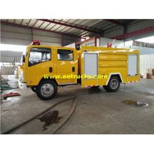 Japan 7 CBM Customize Fire Trucks