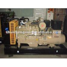 Generador diesel 100KW / 125KVA alimentado por el motor Cummins