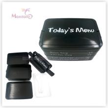 Boîte à bento en plastique (1900ml)