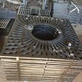 Steel Tree Gratings/ Tree Pool Perforated Strainer