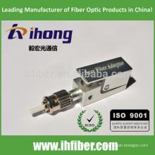 ST UPC quadratischer Bare Fiber Optischer Adapter