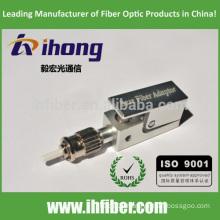 ST UPC square Bare Fiber optical Adapter