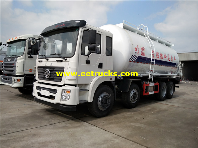 20MT Dry Particle Tank Trucks