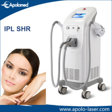 Super IPL Shr & E-Light Hair Removal Equipment & Machine