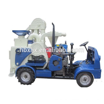 new type self-propelled rice mill