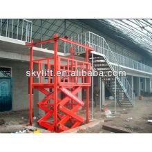 гидравлический винтовой домкрат лифт стол