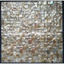 Iridescent River Shell Mosaic Tile (HMP60)