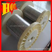 ASTM B863 Ti6al4V Eli Pure Titanium Wire in Stock
