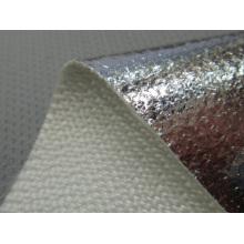 666AL Aluminum Laminated Fiberglass Fabrics