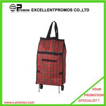 600d saco de compras de dobramento de compras para promoção (EP-B6228)
