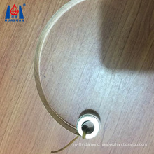 Silver solder with 40% silver content for marble diamond segment