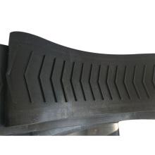 Factory manufacture chevron conveyor belt with cleats conveyor v belt