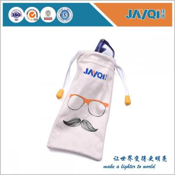 Microfiber Jewelry Bag with Logos