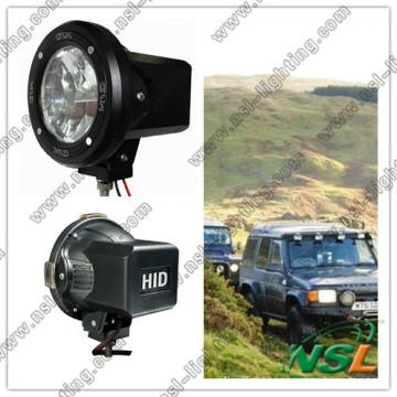 """35W/55W 7"""" HID Xenon Driving Spread off-Road Light for Jeep SUV 4X4 Offroadlight"""