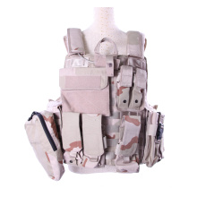 Quick Release Desert Camo Military Bullet Proof Vest For Sale