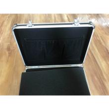 Caja de aleación de aluminio con forro de espuma de esponja