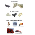 CPVC Resin For Pipes And Fittings