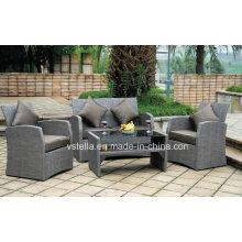 All Weather Outdoor Garden Testil Sofa Set