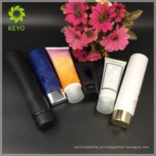 50 ml 75 ml luxo colorido cosméticos embalagem creme tubo de cosméticos