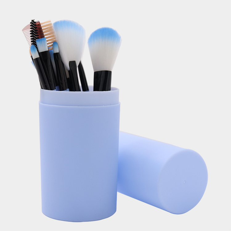 custom cosmetics brushes set