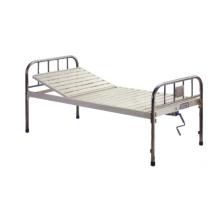 Lit en acier et SS One-Crank Care Bed
