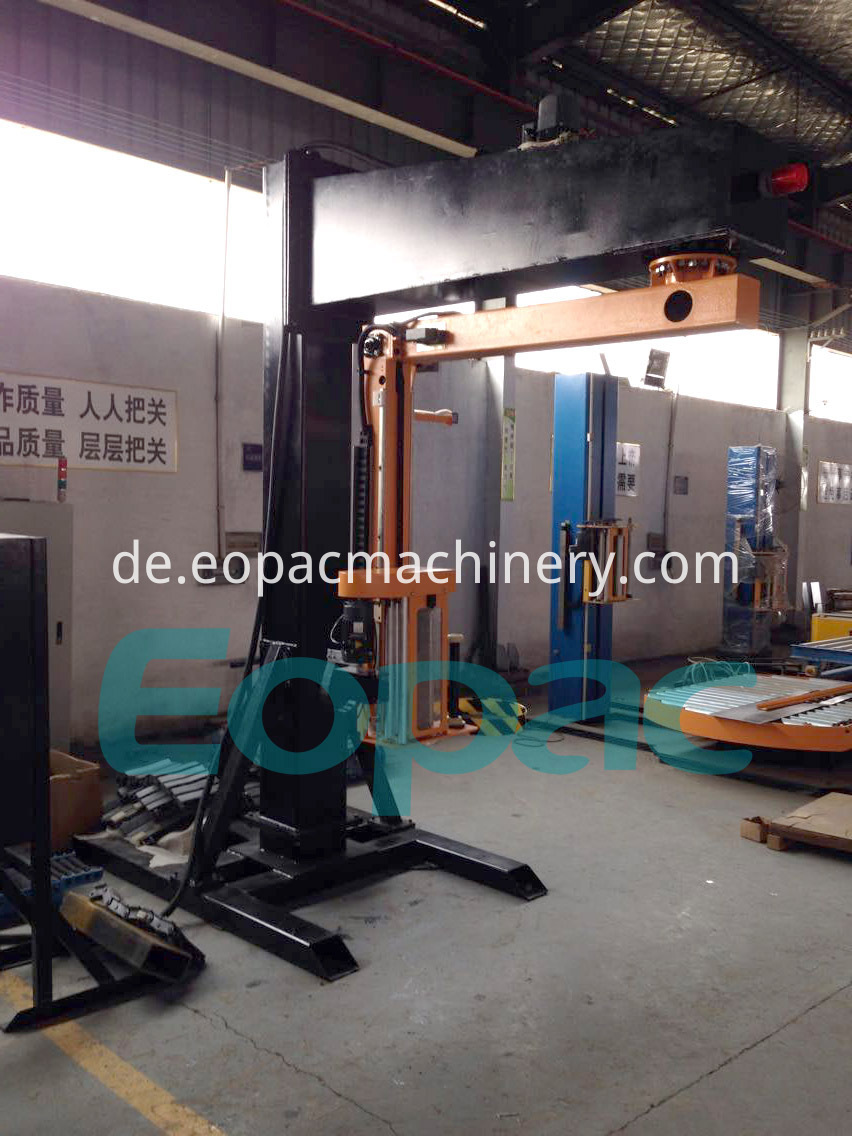 Hot Sale Stretch Wrapping Machine