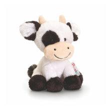 Fabrik gefertigte gefüllte Kuh-Tiere kundenspezifisches Plüsch-Spielzeug kein Minimum