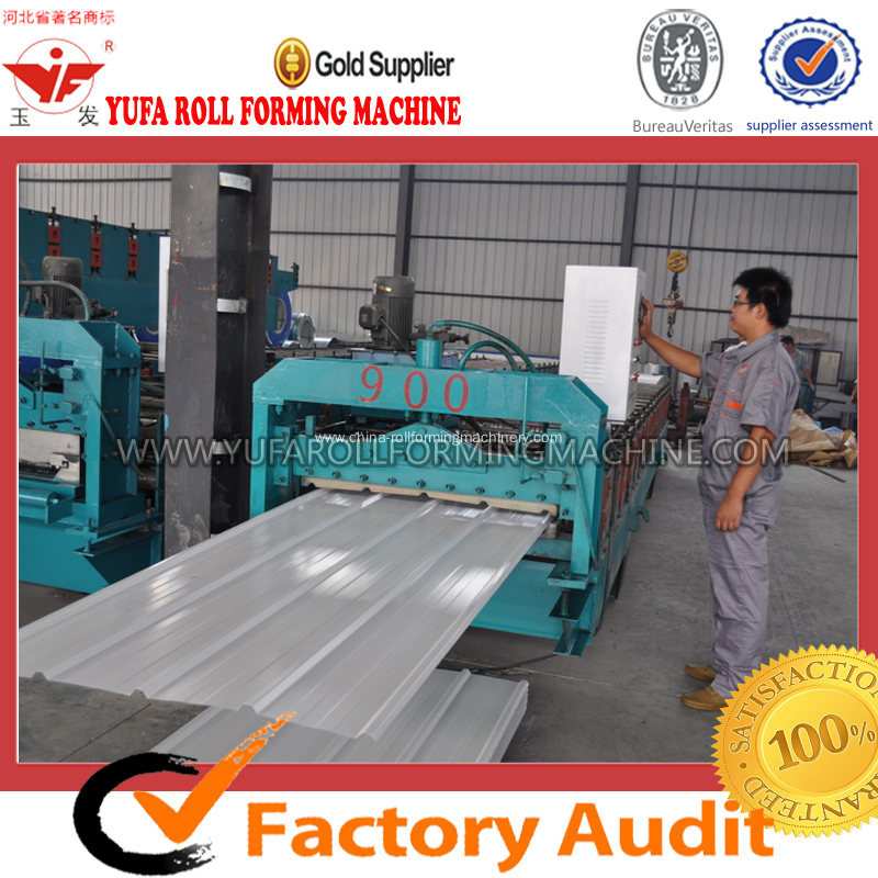Color Steel Wall Panel Metal Sheet Making Machine